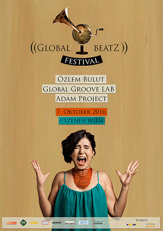 Global Beatz Festival plakat